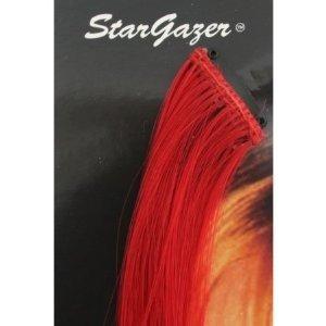 Stargazer Red Baby Hair Extension
