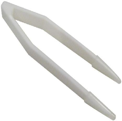 White Tweezers For Handling Contact Lenses