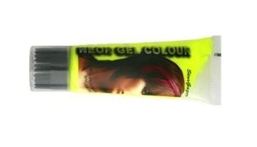 Stargazer Yellow UV Reactive Neon Hair Gel