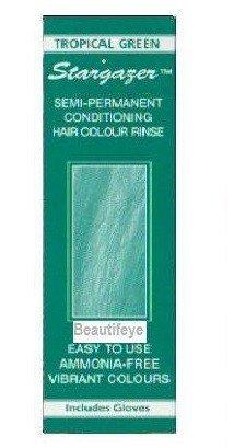 Stargazer Tropical Green Semi-Permanent Conditioning Hair Colour 70ml