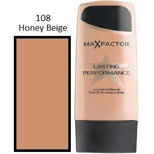 Max Factor Lasting Performance Foundation - 108 Honey Beige