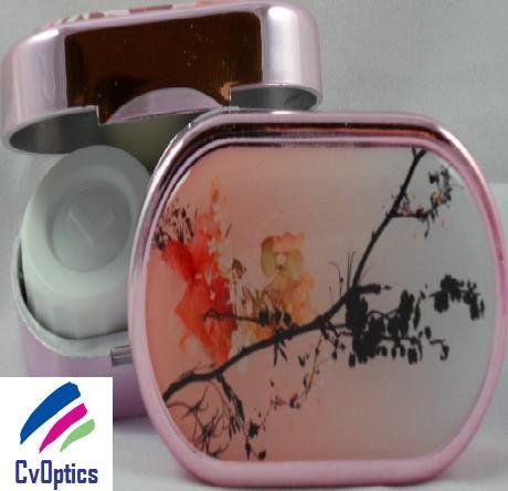 Oriental Touch Karine Faou Contact Lens Soaking Case