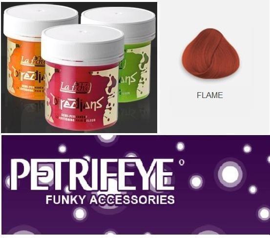 Flame Directions Semi Perm Hair Dye By La Riche