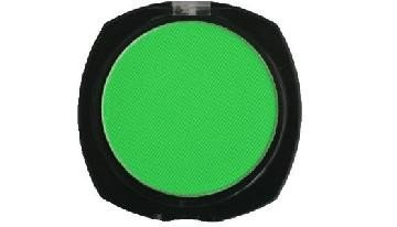 Stargazer 3.5g Green Neon Eyeshadow / Pressed Powder