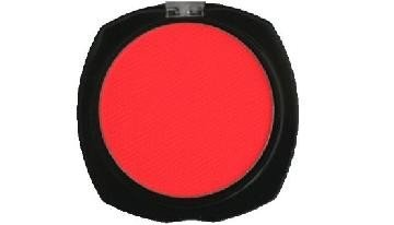 Stargazer 3.5g Red Neon Eyeshadow / Pressed Powder