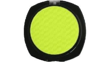 Stargazer 3.5g Yellow Neon Eyeshadow / Pressed Powder