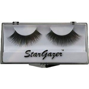 Stargazer Reusable False Eyelashes Natural Black 16