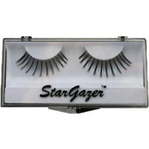 Stargazer Reusable False Eyelashes Natural Black 18