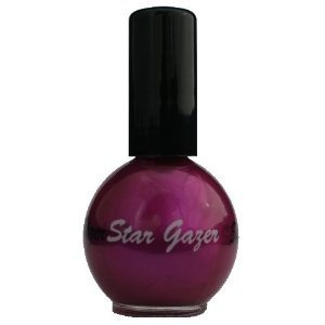 Stargazer UV Dark Pink Neon Nail Varnish 14ml 106