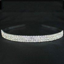 Bridal 212/ Bridal Tiara - Silver (GS21211)