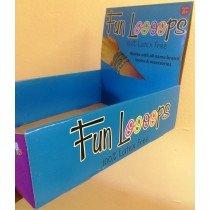 Loom Bands Counter Display Box
