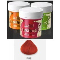 Fire Directions Semi Perm Hair Dye By La Riche
