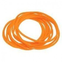 Gummy Bangles - Neon Orange (12 Packs of 12)