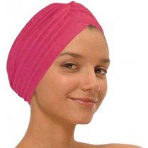 Hot Pink Fashion Turban Funky Headwrap