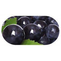 Funky Plum Contact Lens soaking Case With Mirror