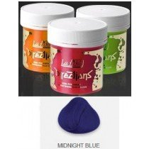 Midnight Blue Directions Semi Perm Hair Dye By La Riche
