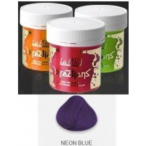 Neon Blue Directions Semi Perm Hair Dye By La Riche