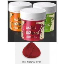 Pillar Box Red Directions Semi Perm Hair Dye By La Riche