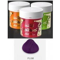 Rich Plum Directions Semi Perm Hair Dye By La Riche