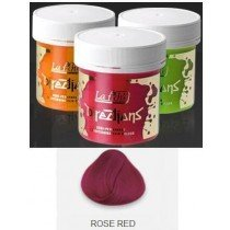 Rose Red Directions Semi Perm Hair Dye By La Riche