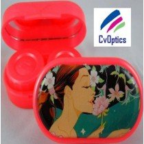 Floral Scent Gavin Reece Contact Lens Soaking Case