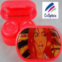 Safari Gavin Reece Contact Lens Soaking Case