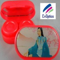 Eastern Serenity Gavin Reece Contact Lens Soaking Case