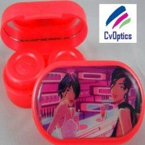 On The Town Gavin Reece Contact Lens Soaking Case