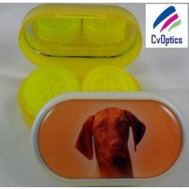 Pointer Furry Friends Contact Lens Soaking Case