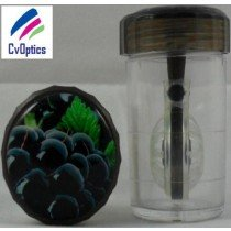 Blackberry Fruit Contact Lens Storage Soaking Barrel Case