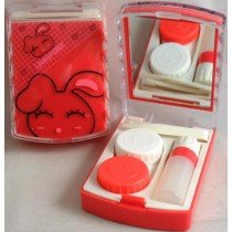 Lovely Rabbit Contact Lens Storage Soaking Travel Kit
