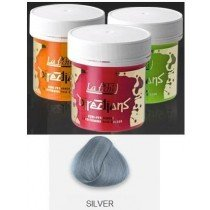 Silver Directions Semi Perm Hair Dye By La Riche