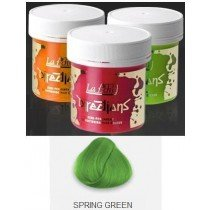 Spring Green Directions Semi Perm Hair Dye By La Riche