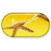 Starfish Summer Vibes Contact Lens Soaking Case