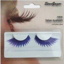 Stargazer Reusable False Eyelashes Purple and Blue 49