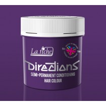 Violet Directions Semi Perm Hair Dye By La Riche